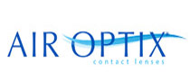 air optix contact lenses logo
