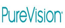 purevision contact lenses logo