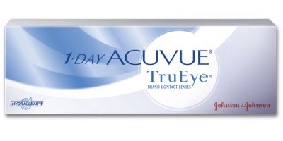 Johnson & Johnson - 1 Day Acuvue TruEye 30 pack