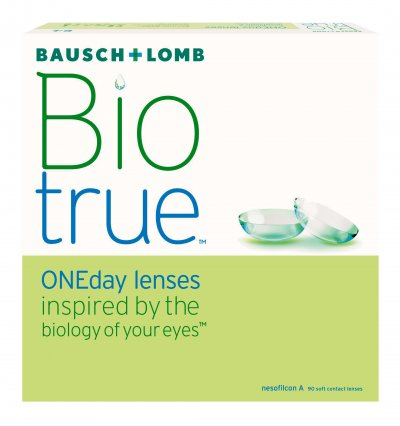 Bausch & Lomb - Biotrue ONEday Disposable 90