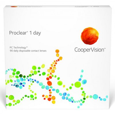 CooperVision - Proclear 1-Day 90