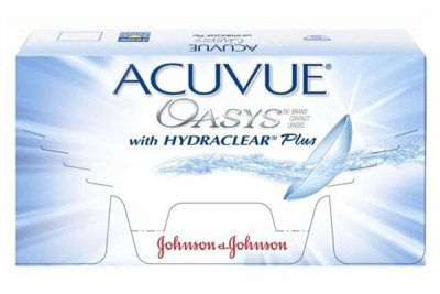 Johnson & Johnson - Acuvue Oasys 12 Pack
