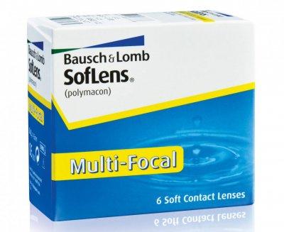 Bausch & Lomb - SofLens Multi-focal