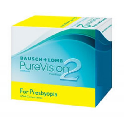 Bausch & Lomb - PureVision 2 Presbyopia