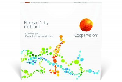 CooperVision - Proclear 1 Day Multifocal 90 Pack