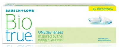 Bausch & Lomb - Biotrue ONEday for Presbyopia 30pk
