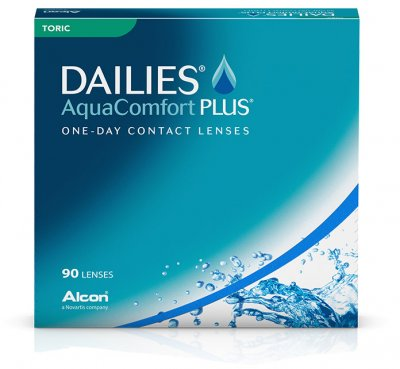 Alcon - DAILIES AquaComfort Plus Toric 90pk