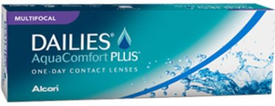 Alcon - DAILIES® AquaComfort Plus Multifocal 30