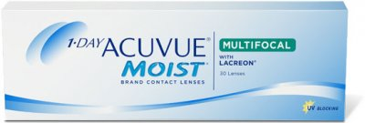 Johnson & Johnson - 1 Day Acuvue Moist Multifocal 30