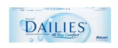 Alcon - Focus Dailies 30pk