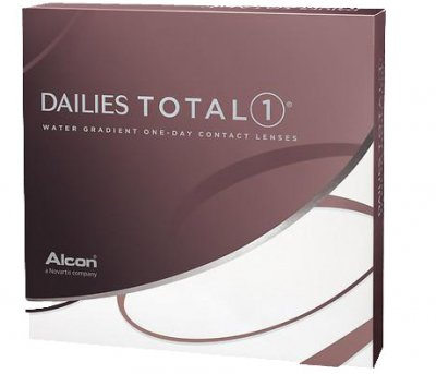 ALCON - DAILIES TOTAL 1® 90PK
