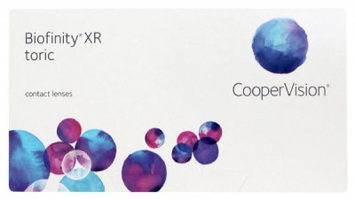 CooperVision - Biofinity XR Contact Lenses 6pk