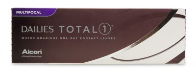 Alcon - DAILIES Total 1 Multifocal 30pk