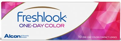 Alcon - FreshLook® Daily ColorBlends 10pk