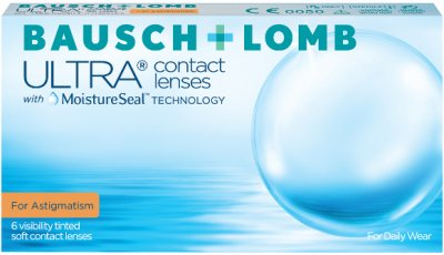 Bausch & Lomb - ULTRA for Astigmatism Contact Lenses 6