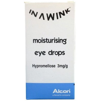 Solutions & Accessories - In a Wink Eye Drops 10ml
