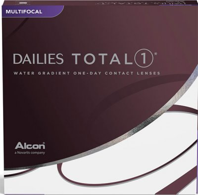 Alcon - DAILIES Total 1 Multifocal 90pk