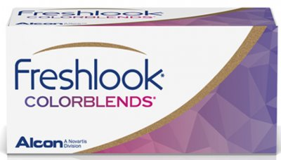 Alcon - FreshLook ColorBlends 3x2Packs