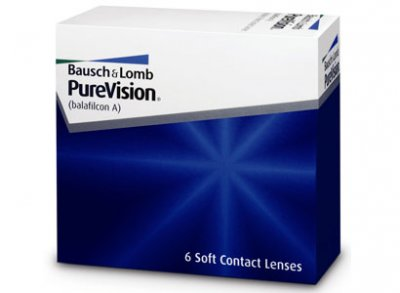 Bausch & Lomb - Purevision 6 Contact Lenses