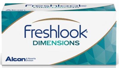 Alcon - FreshLook Dimensions 6Pk