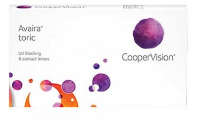 CooperVision - Avaira Toric 6