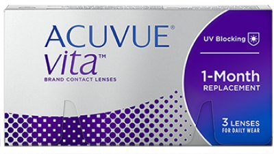 Johnson & Johnson - Acuvue Vita