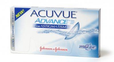 Johnson & Johnson - Acuvue® Advance Astigmatism