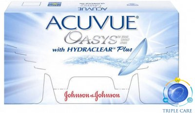 Johnson & Johnson - Acuvue Oasys 6 pack