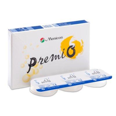 Menicon - PremiO 6pk