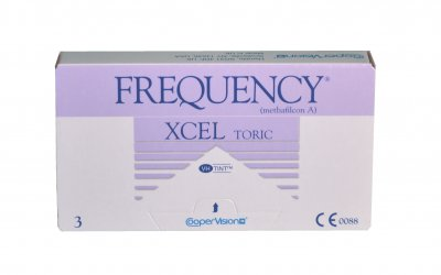 CooperVision - Frequency Xcel Toric XR 3PK