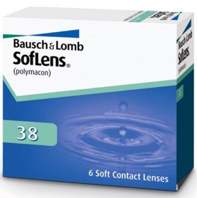 Bausch & Lomb - Soflens 38
