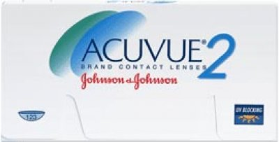 Johnson & Johnson - Acuvue2 - 2x6 pack(Value Pack)