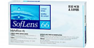Bausch & Lomb - Soflens® (Previously Soflens66)