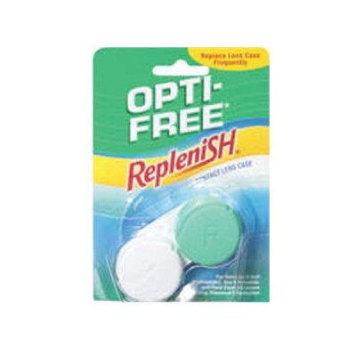 Solutions & Accessories - Contact Lens Case Opti-free