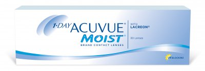 Johnson & Johnson - 1-Day Acuvue Moist 30pk