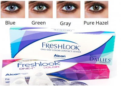 Alcon - FreshLook One Day 10pk MultiBuy