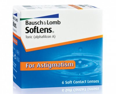 Bausch & Lomb - SofLens® Toric for Astigmatism