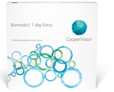 CooperVision - Biomedics 1-Day Extra 90