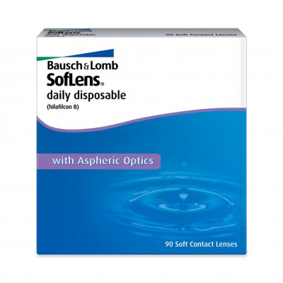 Bausch & Lomb - SofLens Daily Disposable 90
