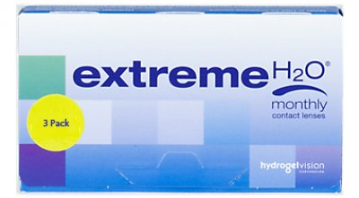 Gelflex - Extreme H20 Monthly Disposable 3 Pack