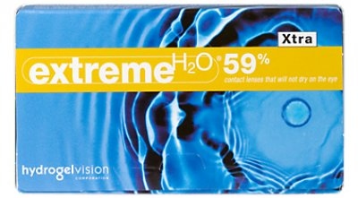Gelflex - Extreme H20 Xtra 2 Weekly 6 Pack