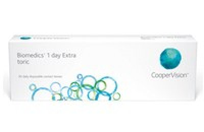 CooperVision - BioMedics 1 Day Toric 30pk