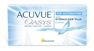 Johnson & Johnson - Acuvue® Oasys Astigmatism 6pk