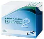 Bausch & Lomb - PureVision�2 HD contact lenses